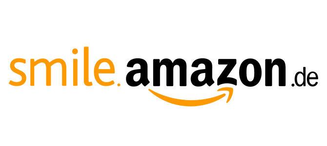 Unterstützen Sie uns mit AmazonSmile!